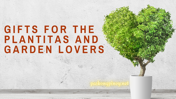 Gifts for the plantitas and gardeners
