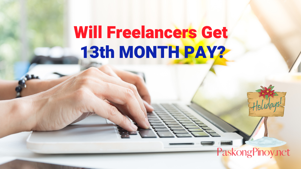 freelancers 13th month pay